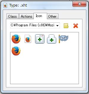 [Windows7]ファイル拡張子ごとのアイコンを簡単に変更する方法